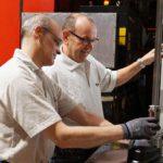 Laserschneiden an der 3D-Maschine laserschneiden lohnfertigung hsk nrw 2d 3d