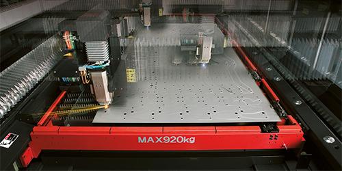 Amada 3015 F1 laserschneiden lohnfertigung hsk nrw
